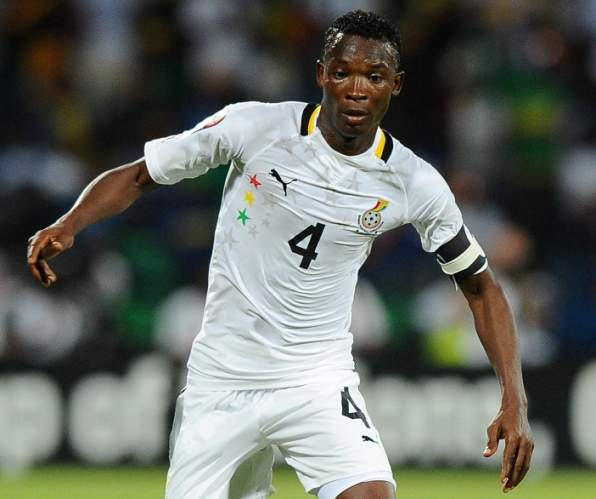 Photo of 'No friction at Black Stars in my time' — Paintsil