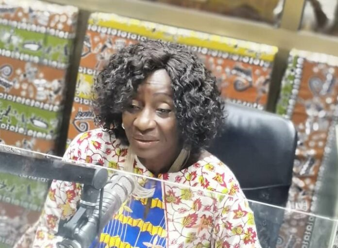 Photo of Mahama's Track Record Unmatched – Shirley Ayittey To 'Violent' NPP
