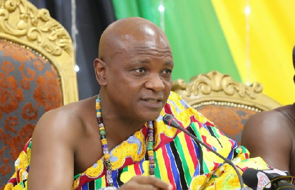 Photo of Togbe Afede To Mahama: 'It Is Refreshing To Give Us Hope'