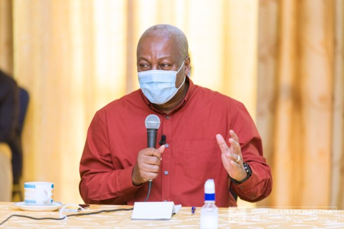 Photo of Mahama Blames Govt For Unruly Behaviour Of 2020 WASSCE Candidates