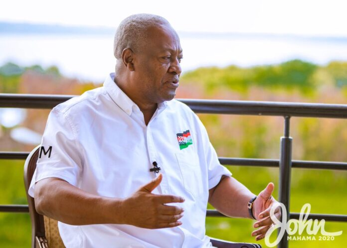 Photo of Recruitment Under Akufo-Addo Govt Not Based On Merit – Mahama
