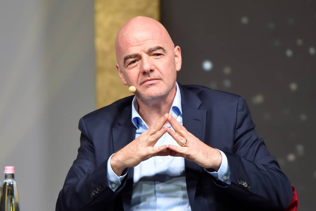 "Photo of FIFA President Infantino Claims There Are No ""Factual Grounds"" For Criminal Proceedings"