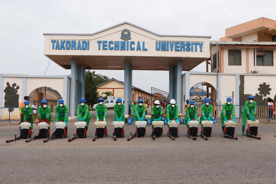 Photo of 2nd Phase Of Tertiary Institutions Disinfection Begins Nationwide