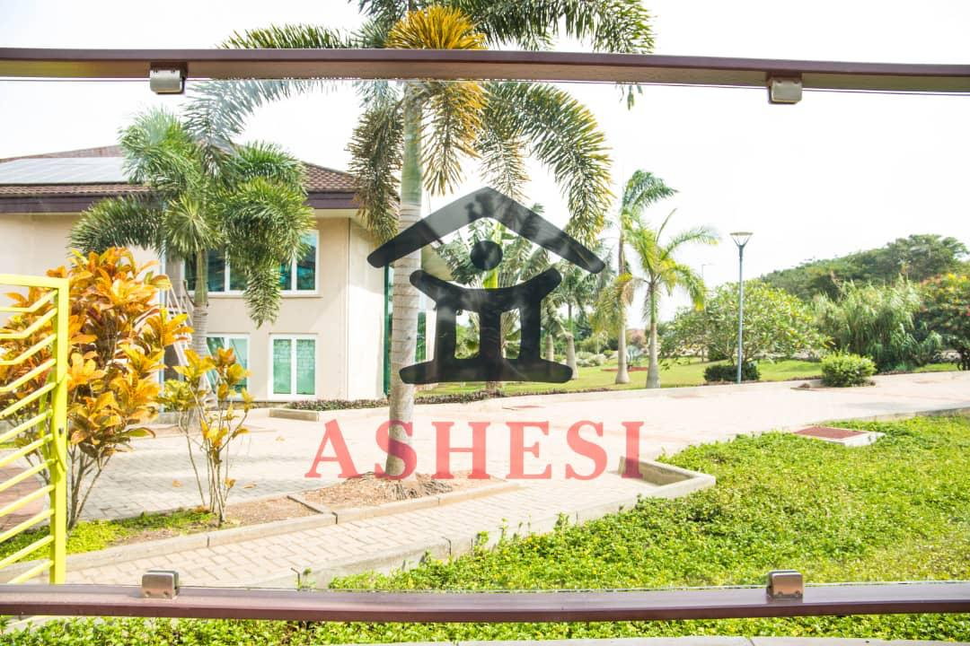 Photo of Ashesi University Benefits From 2nd Disinfection