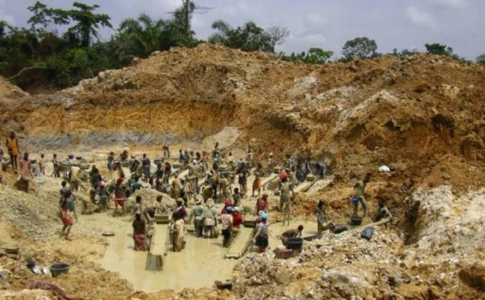 Photo of Chinese Illegal Miners Take Over Bosomtwe Range Forest