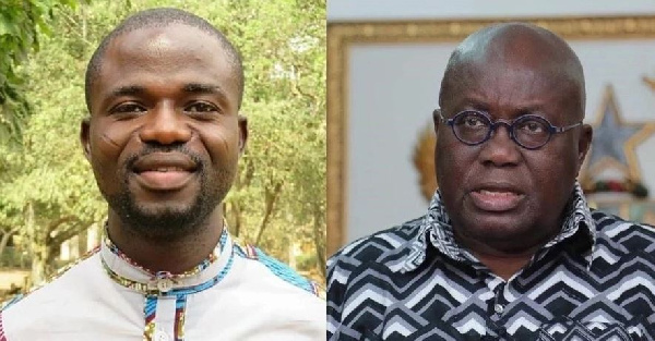 Photo of Manasseh Azure Takes On Akufo-Addo Over 'Jeremiahs And Naysayers' Comment
