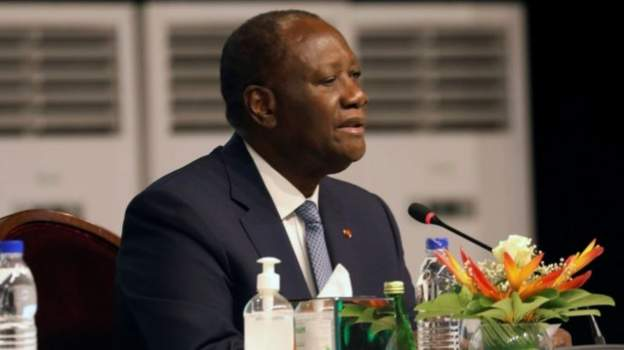 Photo of Ivory Coast President Ouattara Nominated For Third Term
