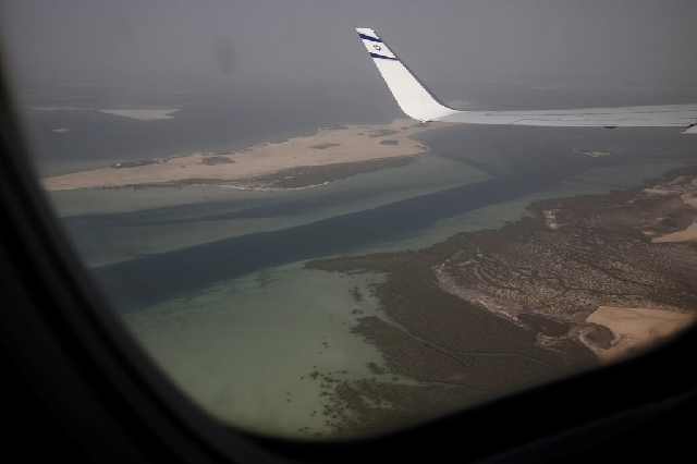 Photo of Saudi Arabia Opens Airspace To Israeli Flights For First Time