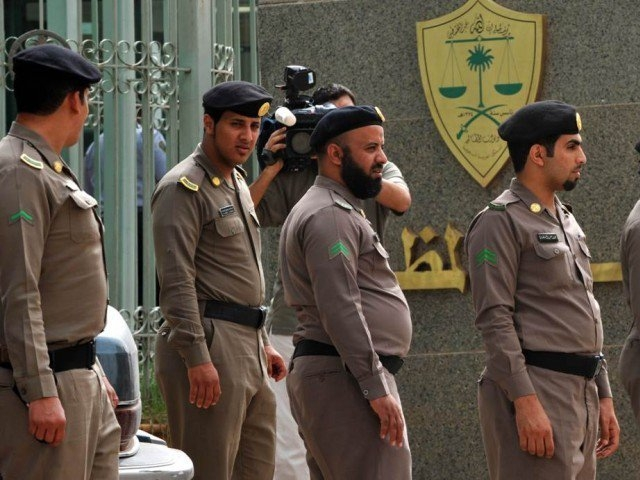 Photo of Saudi Arabia Says It Took Down 'Terrorist Cell' Trained By Iran