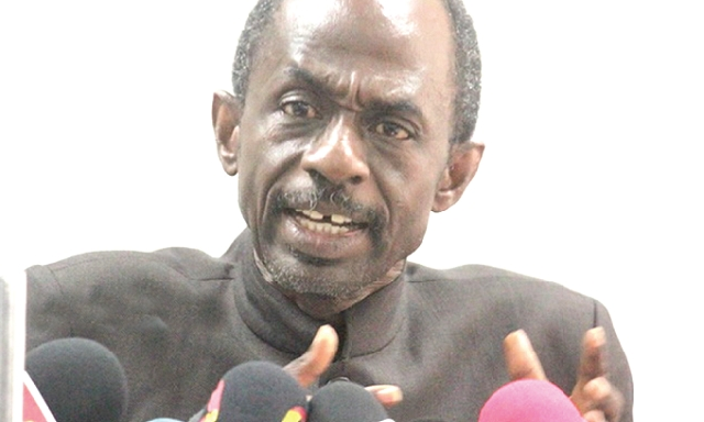 Photo of NDC's 'People's Manifesto' An Out-Of-The-Box Solution To Ghana's Problems – Asiedu Nketia