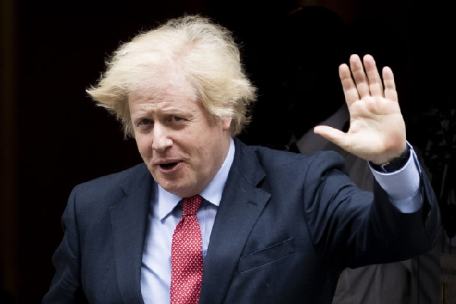 Photo of Boris Johnson Assures Government Can Handle More 'Wretched COVID' As UK Workforce Is 'Getting Back On Its Feet'