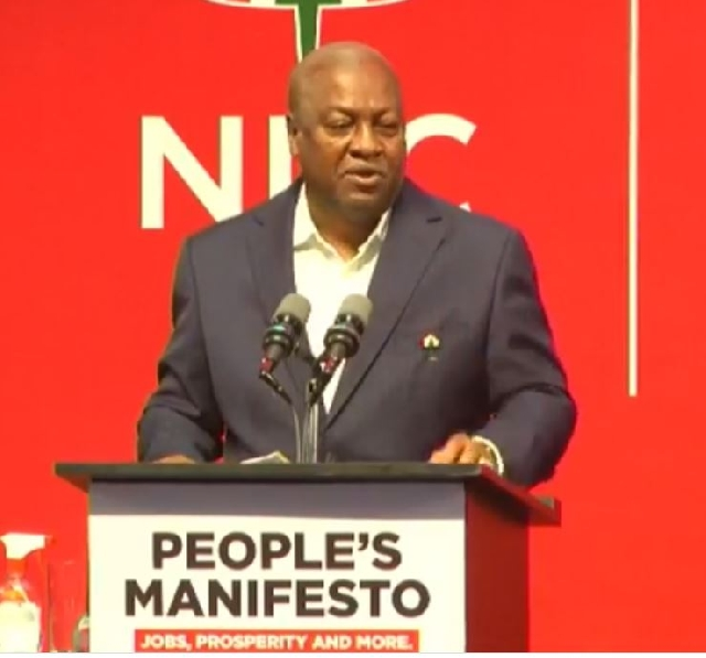 Photo of We Will Construct A Domestic Airport In UE/R – Mahama
