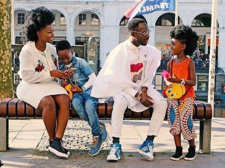 Photo of I'll give birth to more children if my wife agrees — Okyeame Kwame