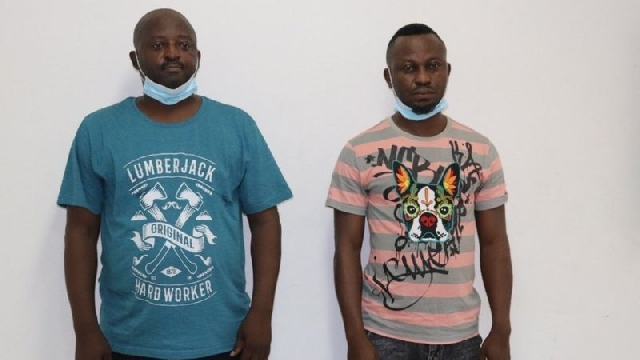 Photo of Nigerian Men Arrested Over German PPE 'Scam'