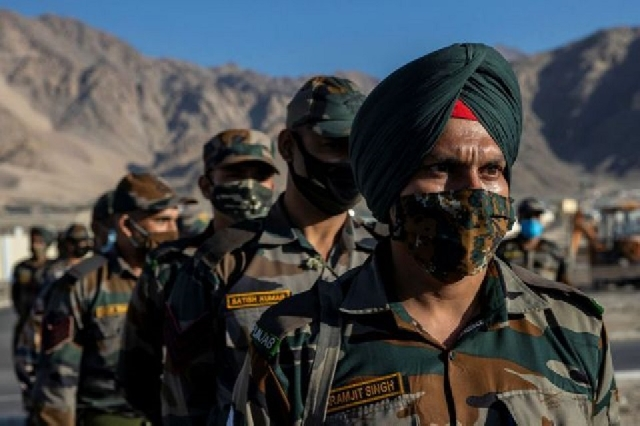 Photo of Indian, China Troops Exchanged Gunshots Twice Last Week As Tensions Rose