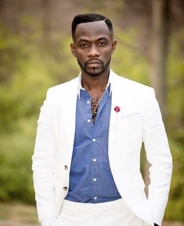 Photo of Growing up I thought I would be a poet — Okyeame Kwame