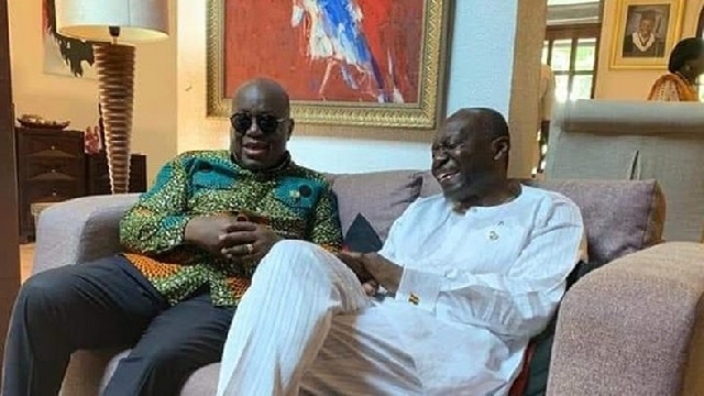Photo of Adongo Asks Akufo-Addo, Ofori-Atta: Where Did You Now Get The Cash To Pay Depositors?