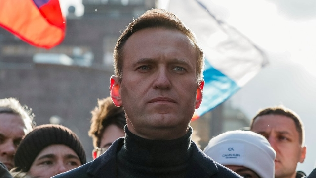 Photo of Russia's Navalny Out Of Coma After Poisoning