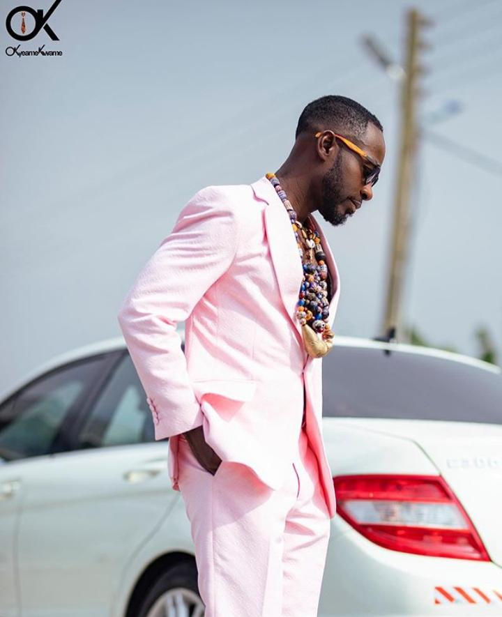 Photo of I Currently Do Highlife Music — Okyeame Kwame