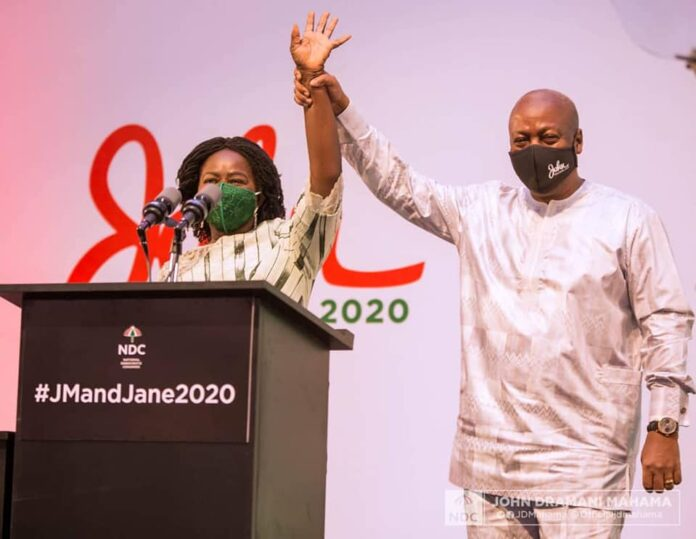 Photo of Backbone Of Good Governance Commends NDC Over 'Inspiring' Manifesto