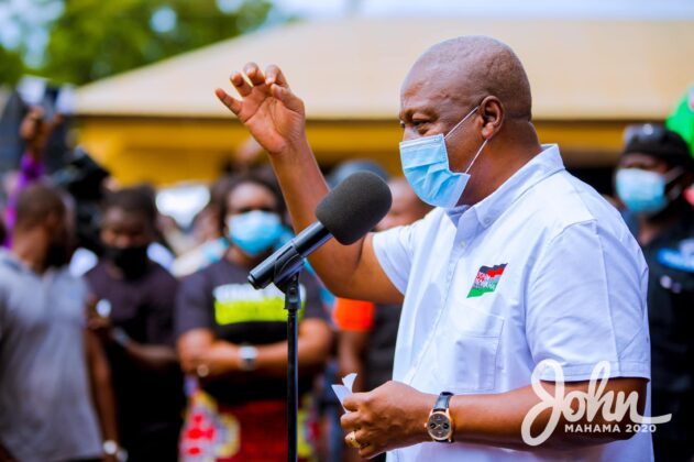 Photo of 'You've a sacred duty to change NPP this year'– Mahama to Ghanaians