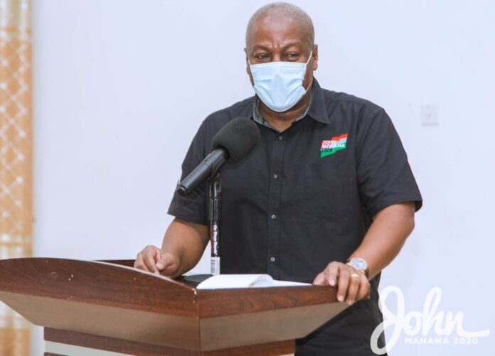 Photo of 'It's Good Akufo-Addo Govt Is Implementing Our Manifesto' – Mahama