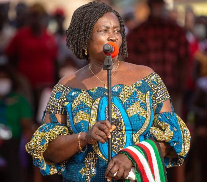 Photo of Mahama started free SHS but focused on improving quality – Naana Jane