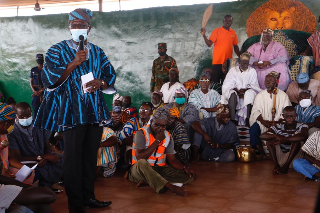 Photo of Dagbon Peace Will Bring Investors Into Northern Region……Dr Siaw-Agyepong