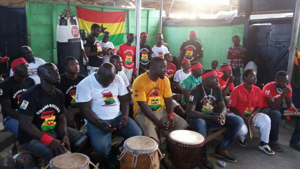 Photo of Ghana Boxing Supporters Union Applaud Joseph Awinongya