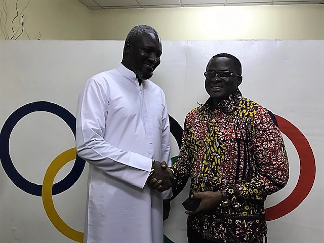 Photo of GOC President Calls On Government To Invest In Sportsmen And Women And Facilities  … If The Nation Expects Olympic Medals