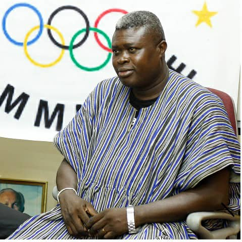 Photo of All Protocols Will Be Observed When Contact Sports Resume – GABF President George Lamptey