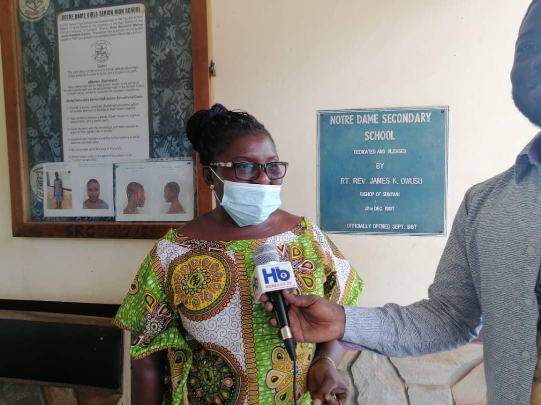 Photo of Schools in Bono, Ahafo Regions Benefit From Disinfection