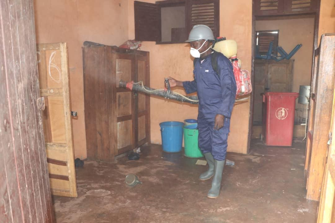 Photo of About 5,200 Basic Schools To Be  Disinfected In Northern Region