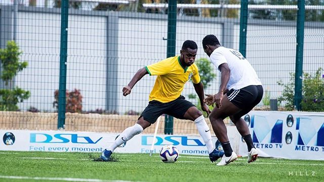Photo of Accra Great Olympics Grab Budding Left Winger, Arnold Abbey-Mensah