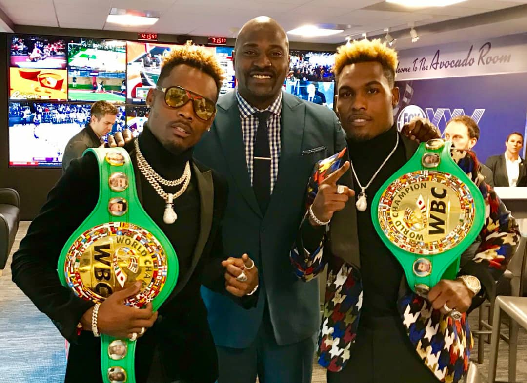 Photo of Jermall Charlo And Jermell Charlo Each Impressively Won World Title Showdowns