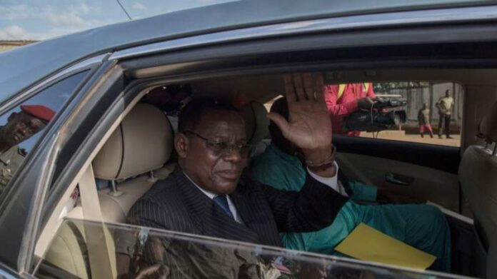 Photo of Cameroon Opposition Leader Under House Arrest