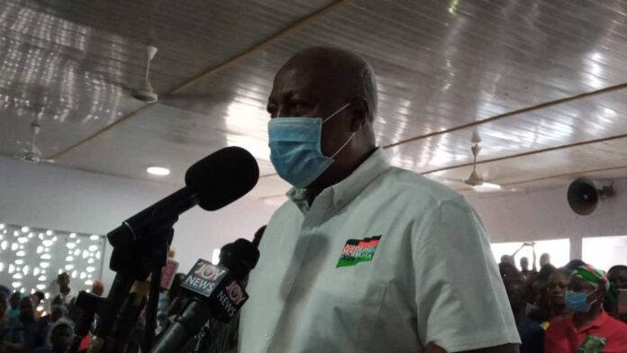 Photo of U/W: I'll Give Wa Regional Hospital Seed Capital To Operate – Mahama Promises