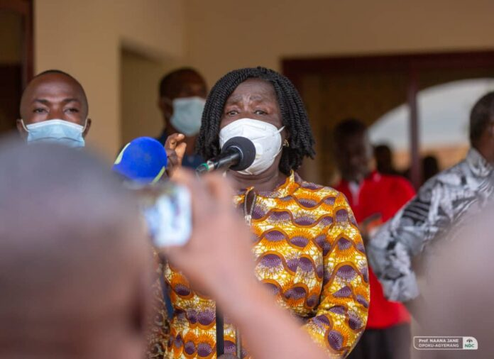 Photo of Commit To Peace But Resist Intimidation – Naana Jane To Ghanaians