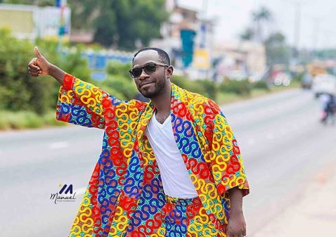 Photo of I have tasted weed, alcohol but I don't drink or smoke — Okyeame Kwame