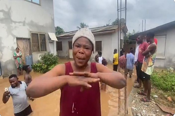 Photo of You stopped Dumelo from helping us now look at us – Ayawaso flood victims cry
