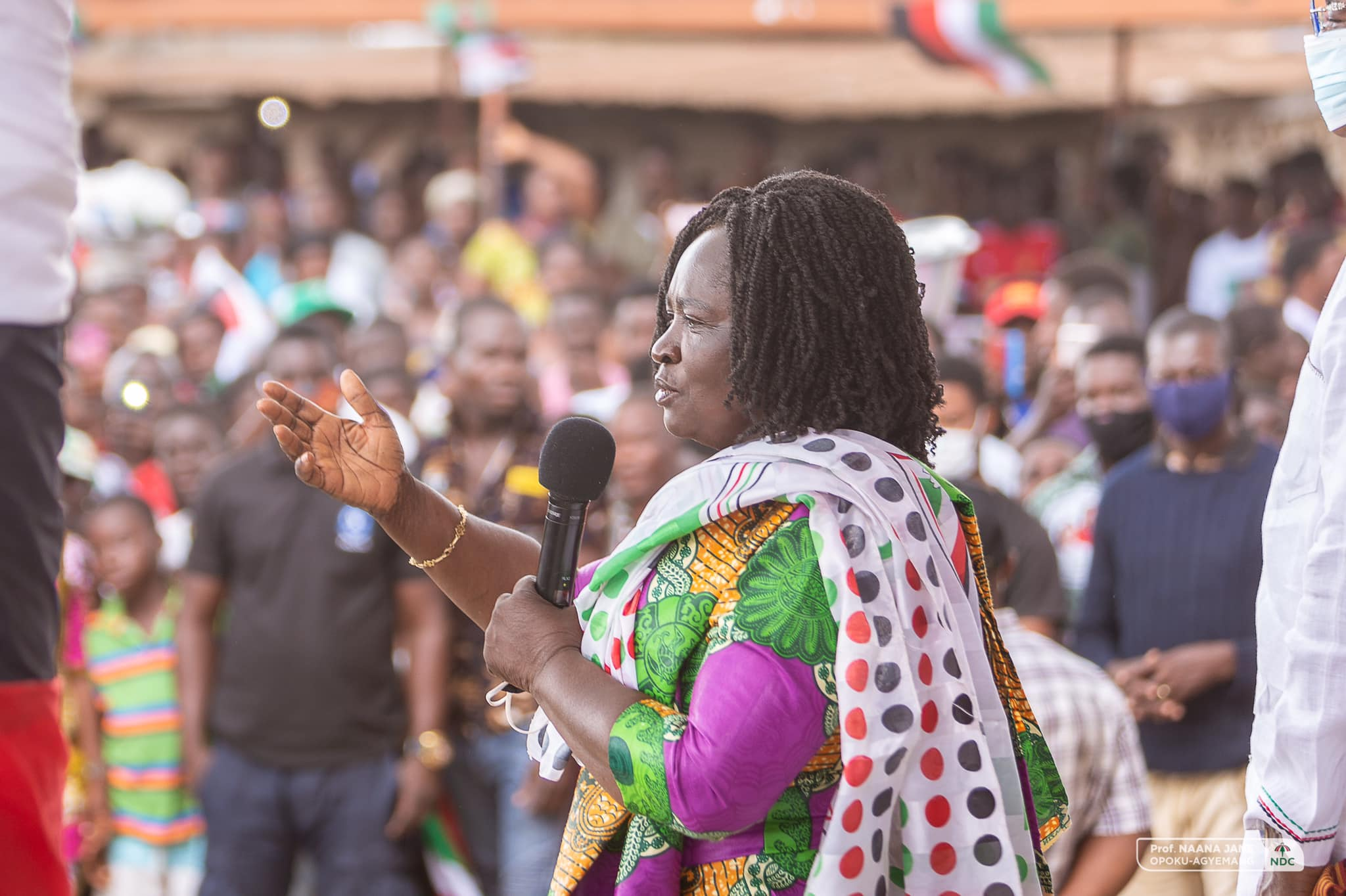 Photo of Vote for NDC, they have superior record – Buduburam Chief urges residents