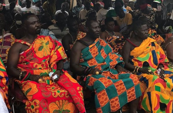 Photo of Reactivate Atuabo Free Port if you win – Nzema Chiefs to Mahama