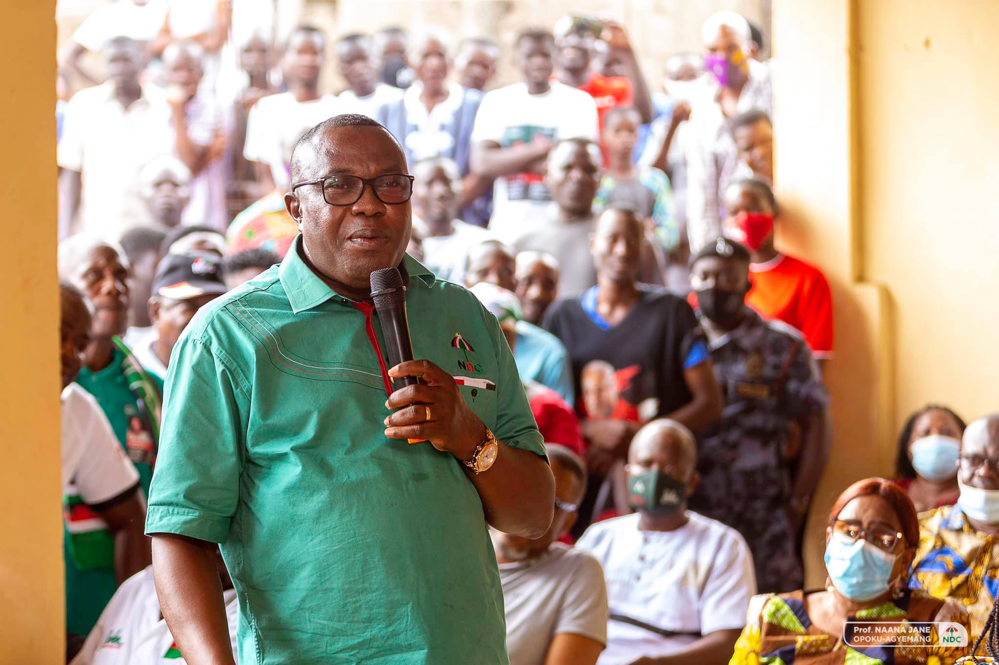 Photo of 'NDC will be fair in giving loans to traders, women' – Ofosu Ampofo