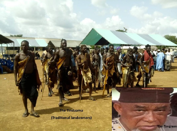 Photo of Tension in Talensi as eleven Tindaama clash with Tongraan over Chinese miners
