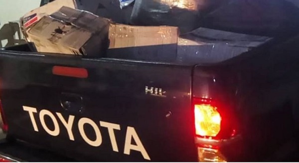 Photo of Tema Marine Police arrest six for illegal arms importation into Ghana