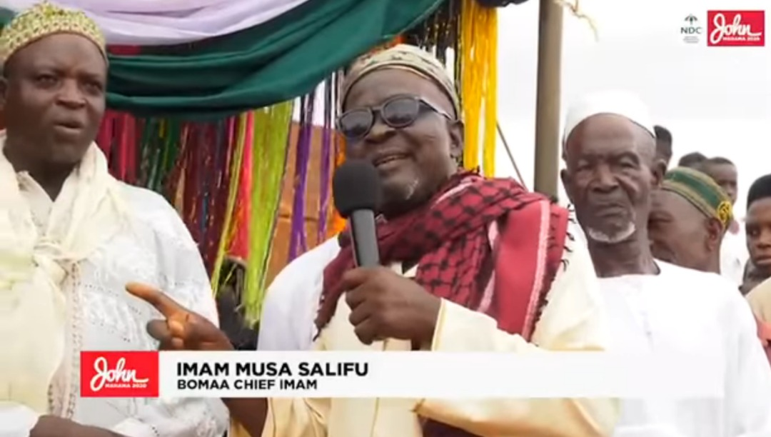 Photo of 'We Muslims requested for mortuaries from NDC' – Bomaa Chief Imam reveals