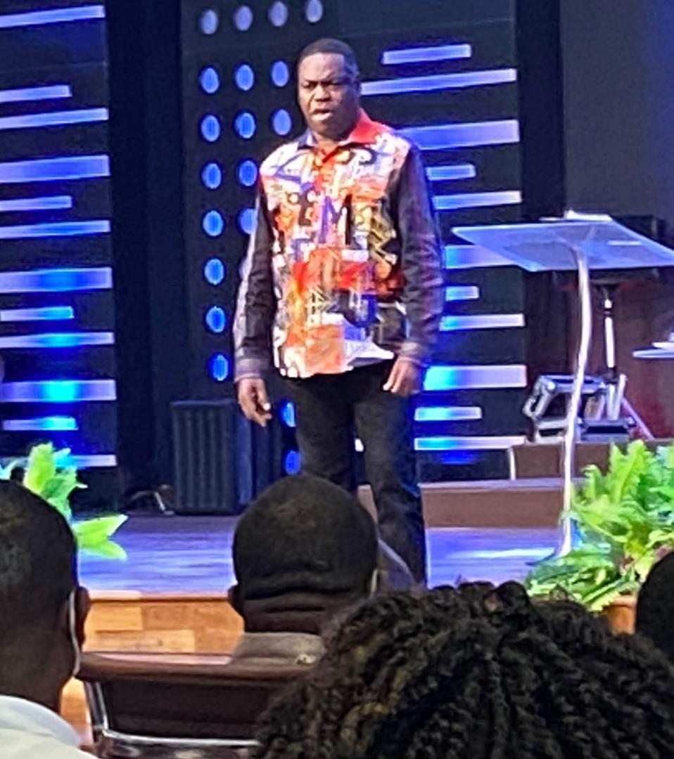 Photo of The Church Is Being Attacked Via Social Media…Bishop Tackie Yarboi