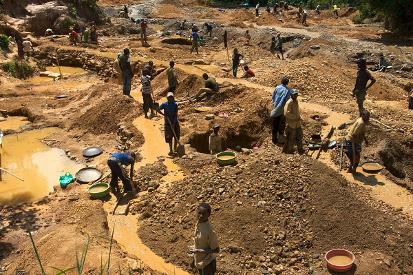 Photo of Illegal mining polluting Pra, Offin — Kyei-Mensah-Bonsu laments