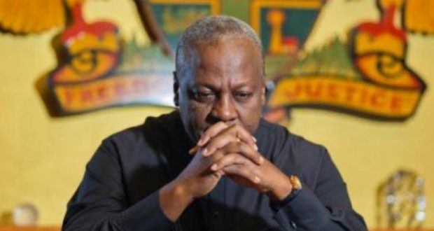 Photo of Mahama consoles family of slain Mfantseman MP, Ekow Hayford