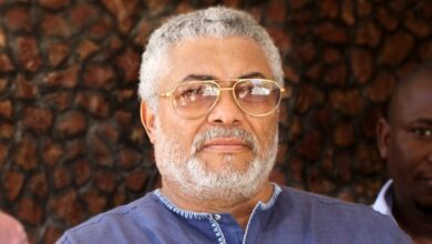 Photo of 5 Most famous quotes by Jerry Rawlings